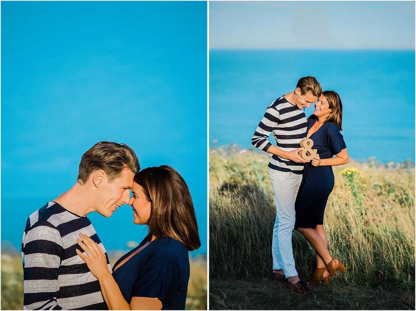 Eastbourne Engagement | Chantel & Evan 2