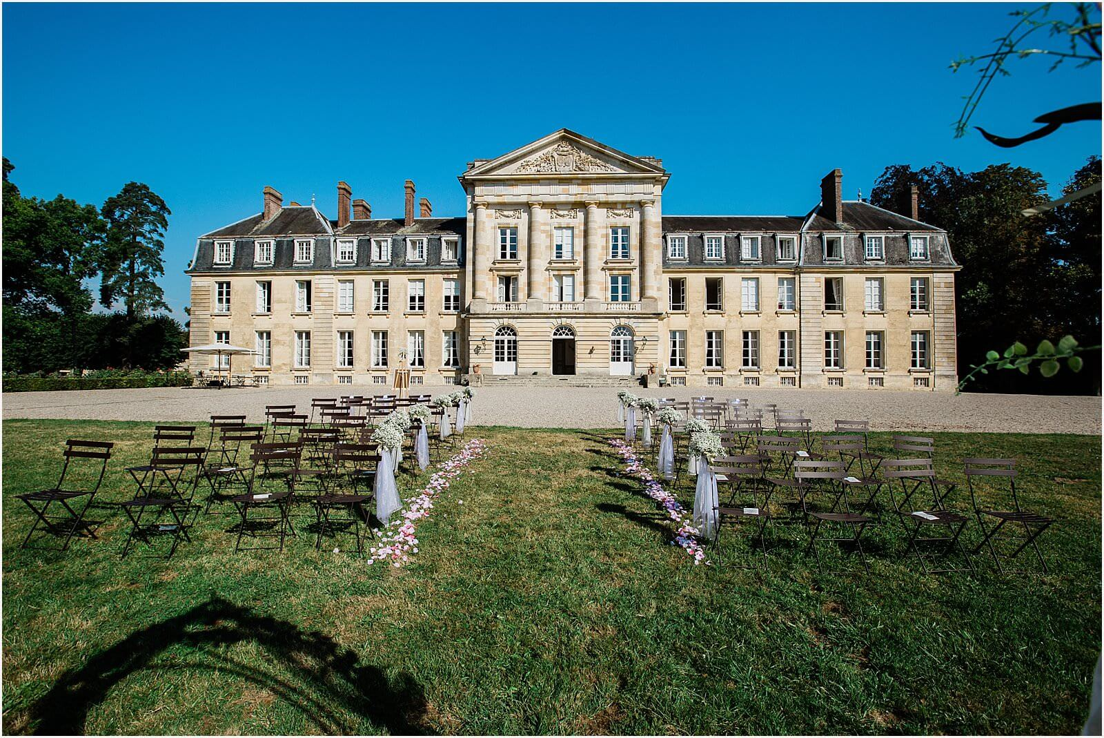 Chateau de Courtomer Wedding | Chantel & Evan 12