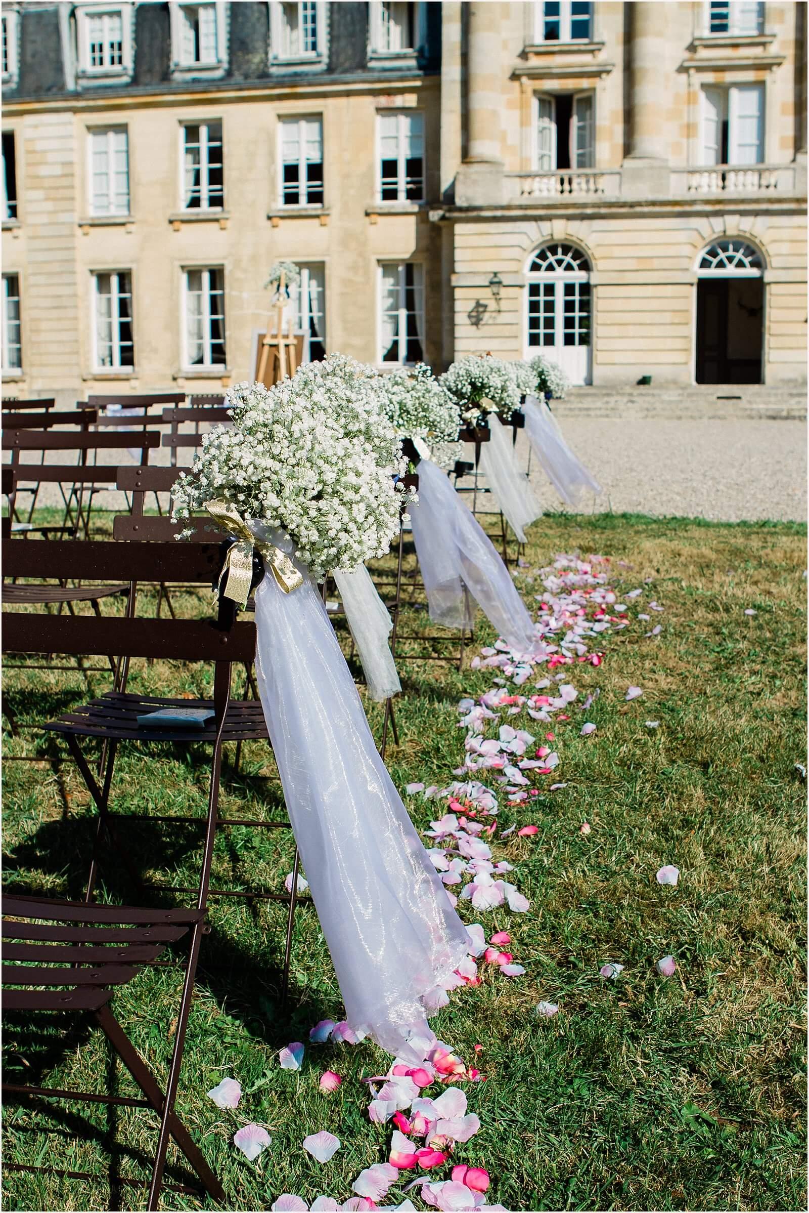 Chateau de Courtomer Wedding | Chantel & Evan 14