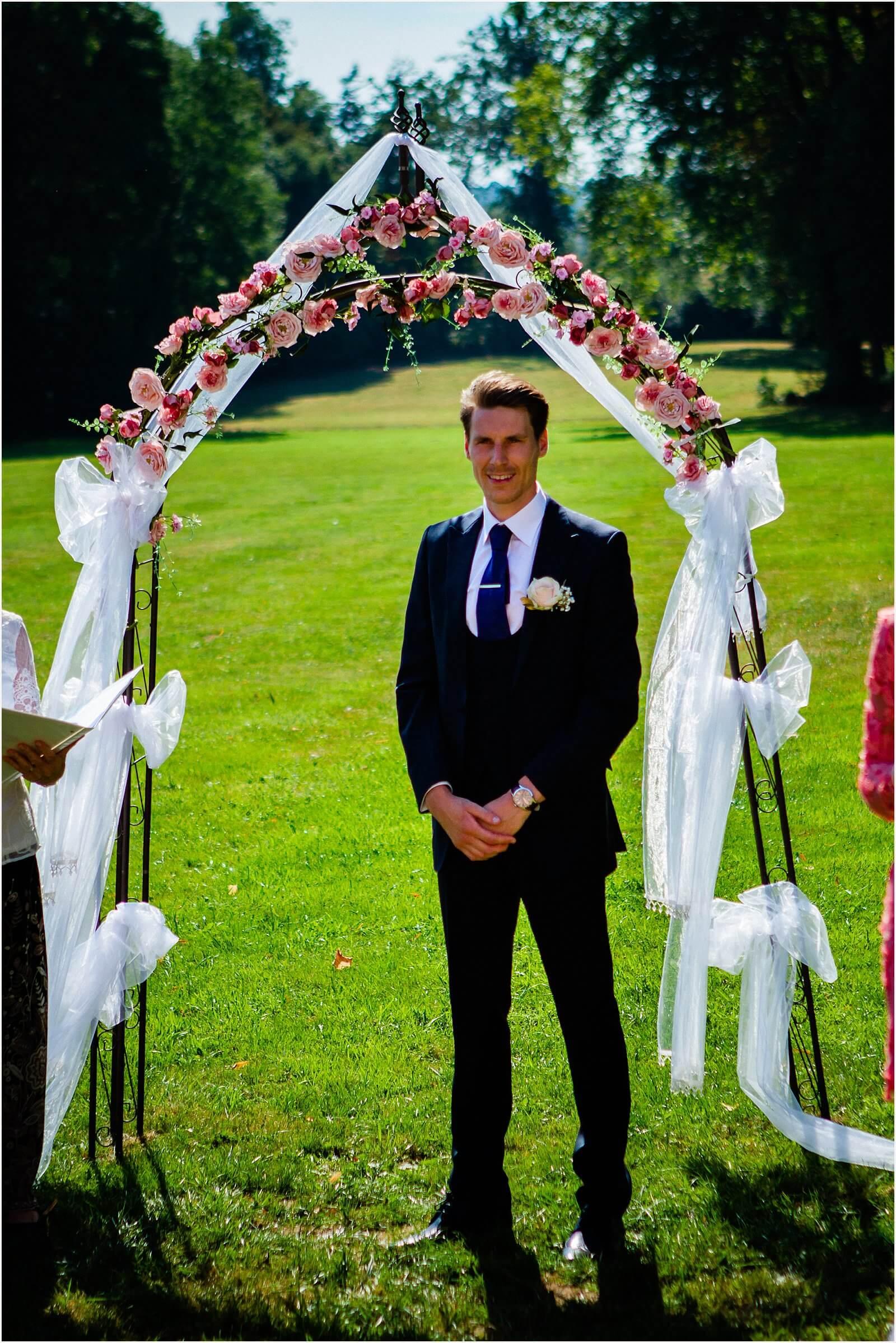 Chateau de Courtomer Wedding | Chantel & Evan 23