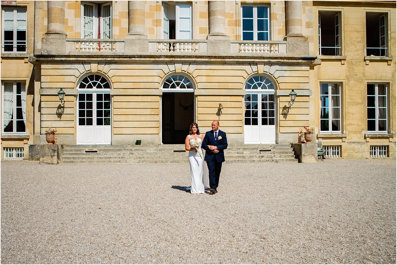 Chateau de Courtomer Wedding | Chantel & Evan 24