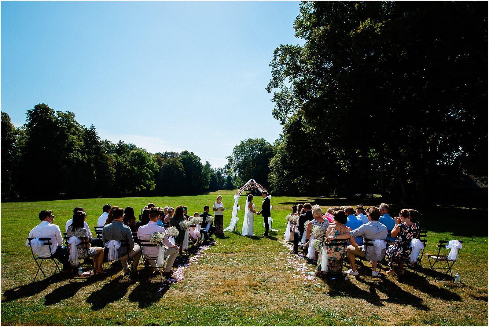 Chateau de Courtomer Wedding | Chantel & Evan 26