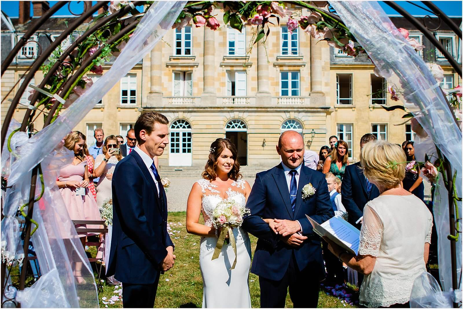 Chateau de Courtomer Wedding | Chantel & Evan 27