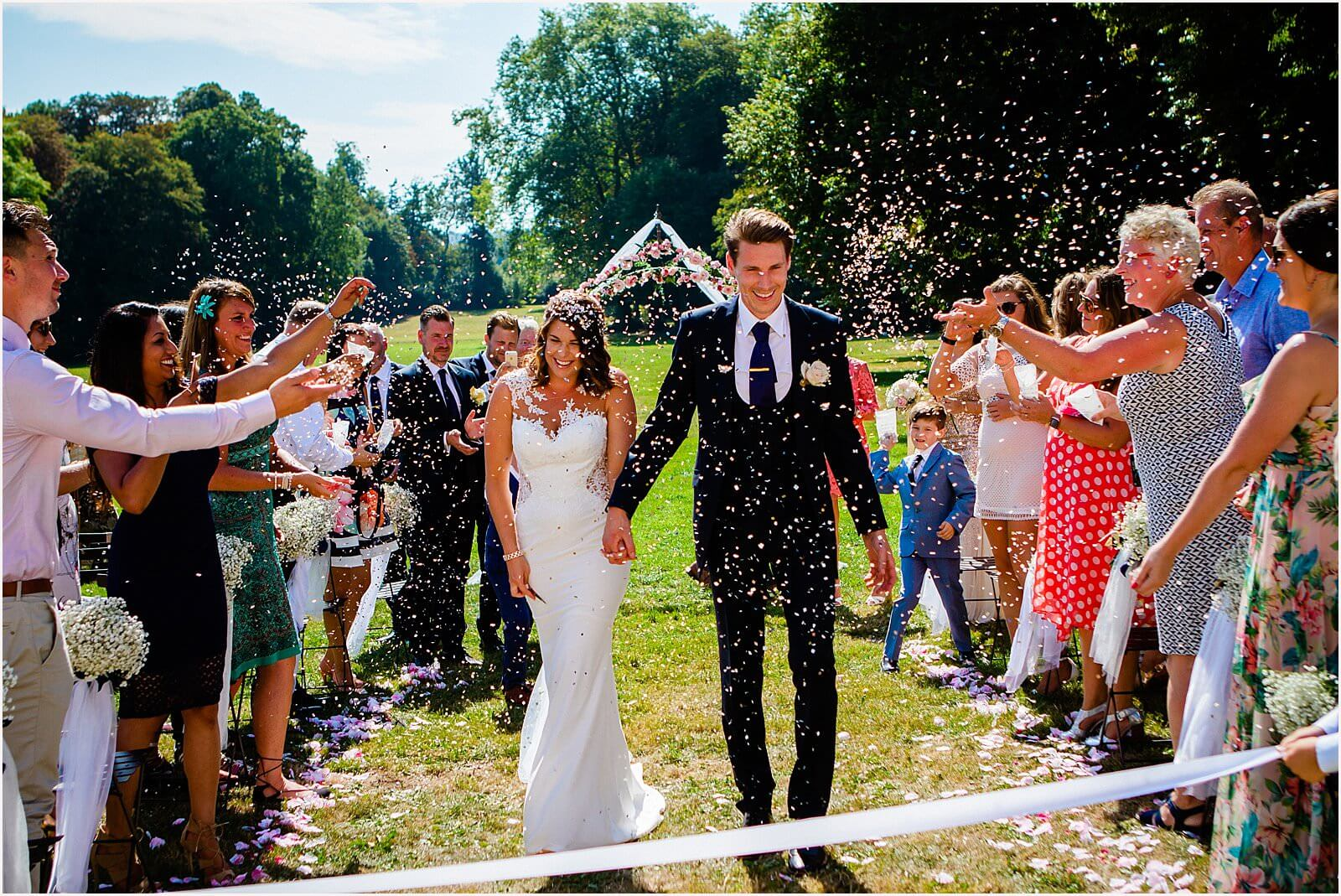 Chateau de Courtomer Wedding | Chantel & Evan 30