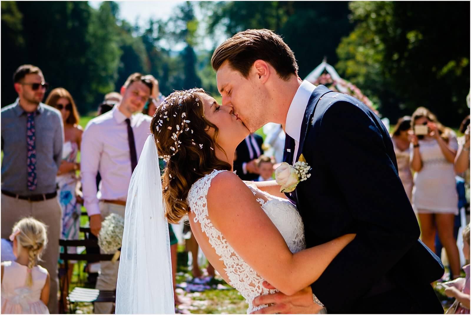 Chateau de Courtomer Wedding | Chantel & Evan 31