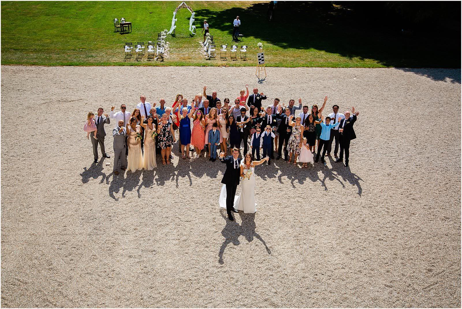 Chateau de Courtomer Wedding | Chantel & Evan 33