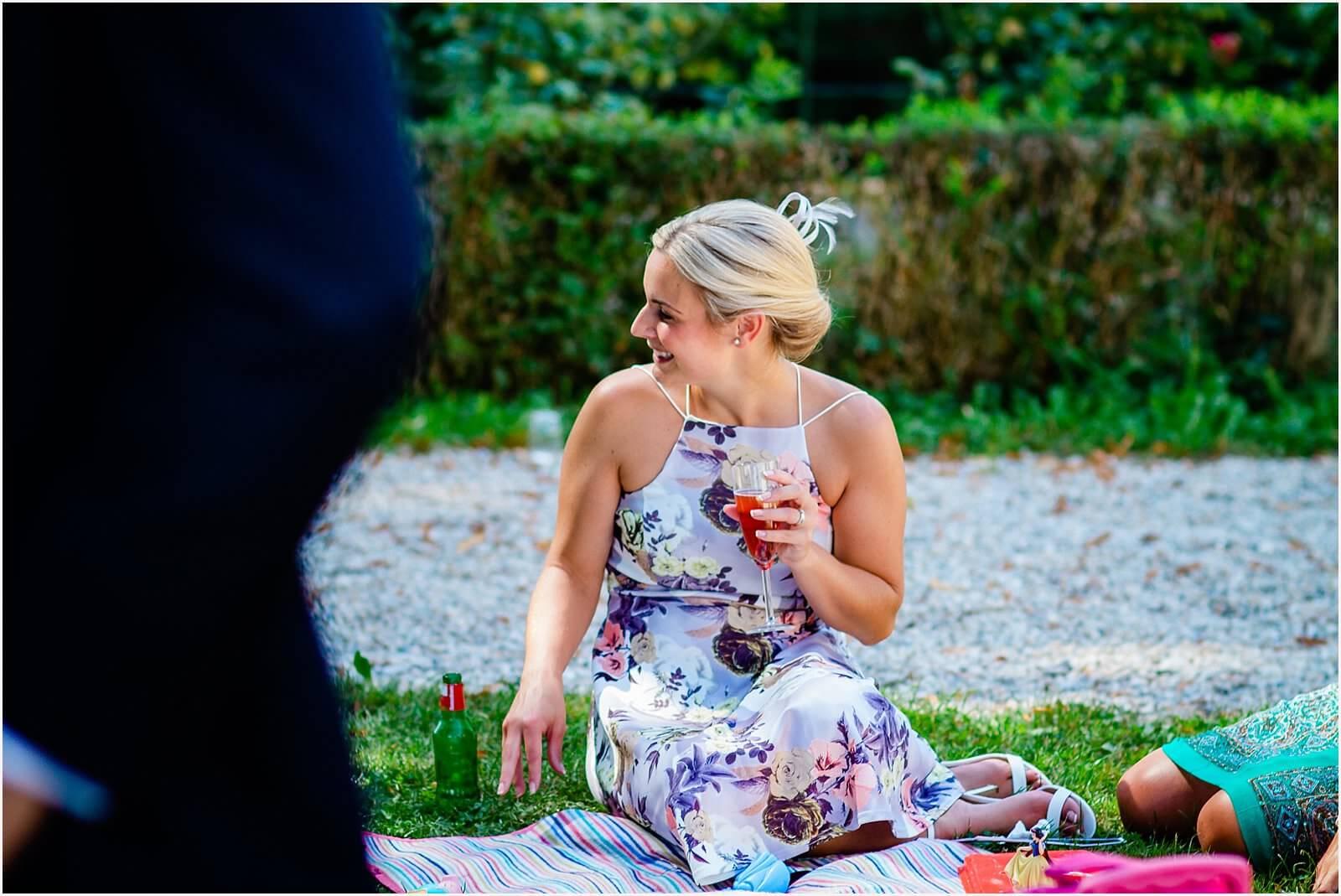 Chateau de Courtomer Wedding | Chantel & Evan 34