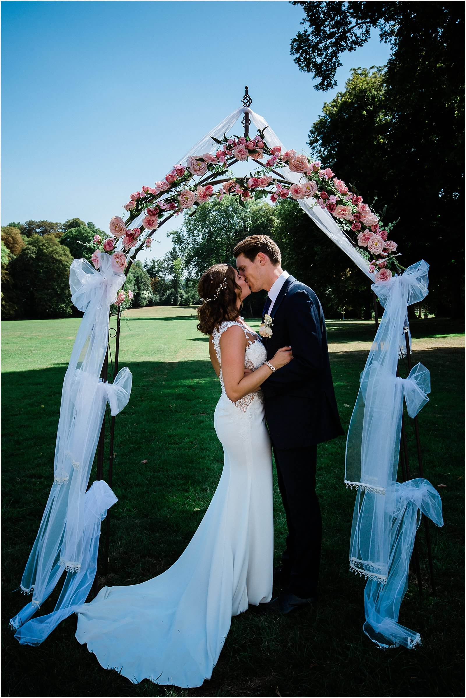 Chateau de Courtomer Wedding | Chantel & Evan 36