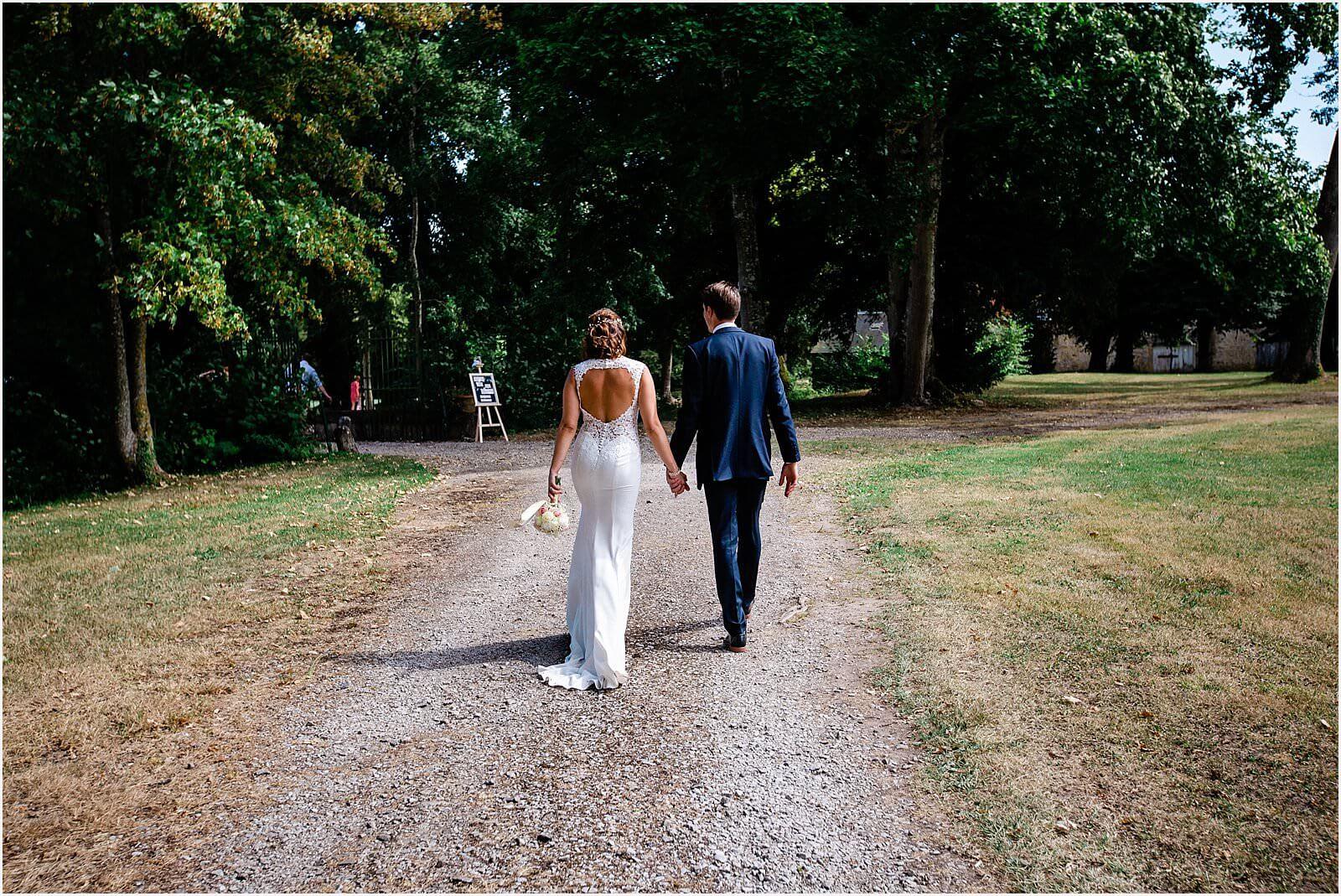Chateau de Courtomer Wedding | Chantel & Evan 38