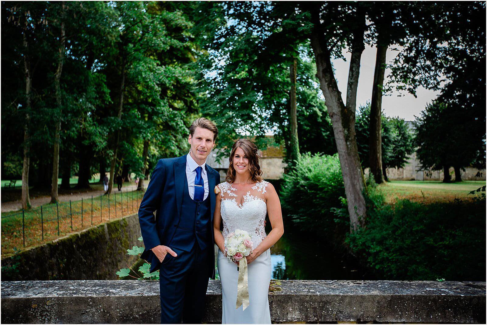 Chateau de Courtomer Wedding | Chantel & Evan 39