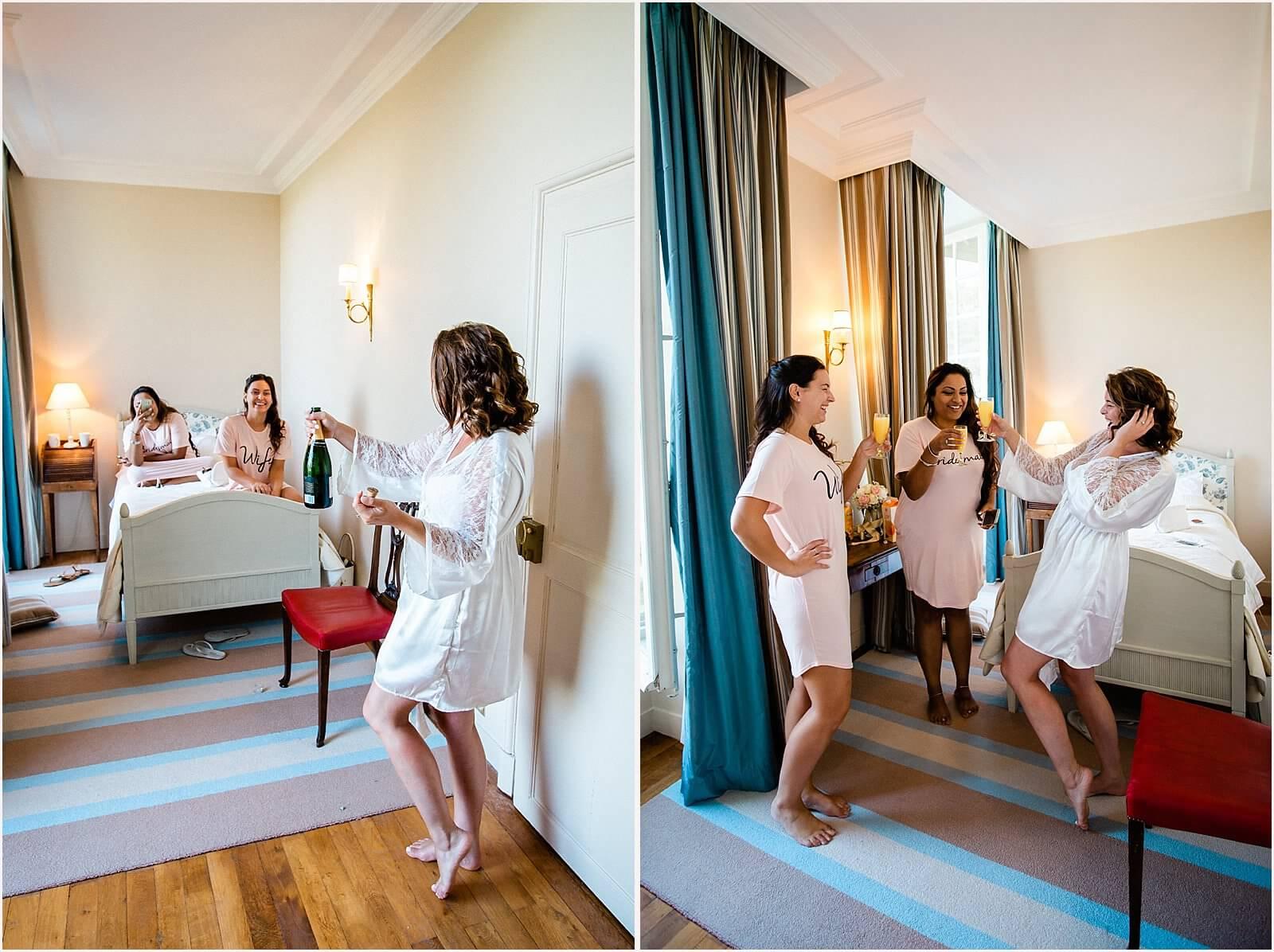 Chateau de Courtomer Wedding | Chantel & Evan 2