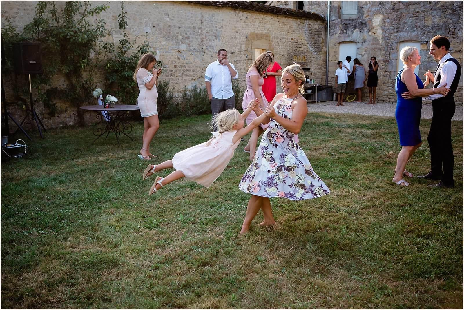 Chateau de Courtomer Wedding | Chantel & Evan 57