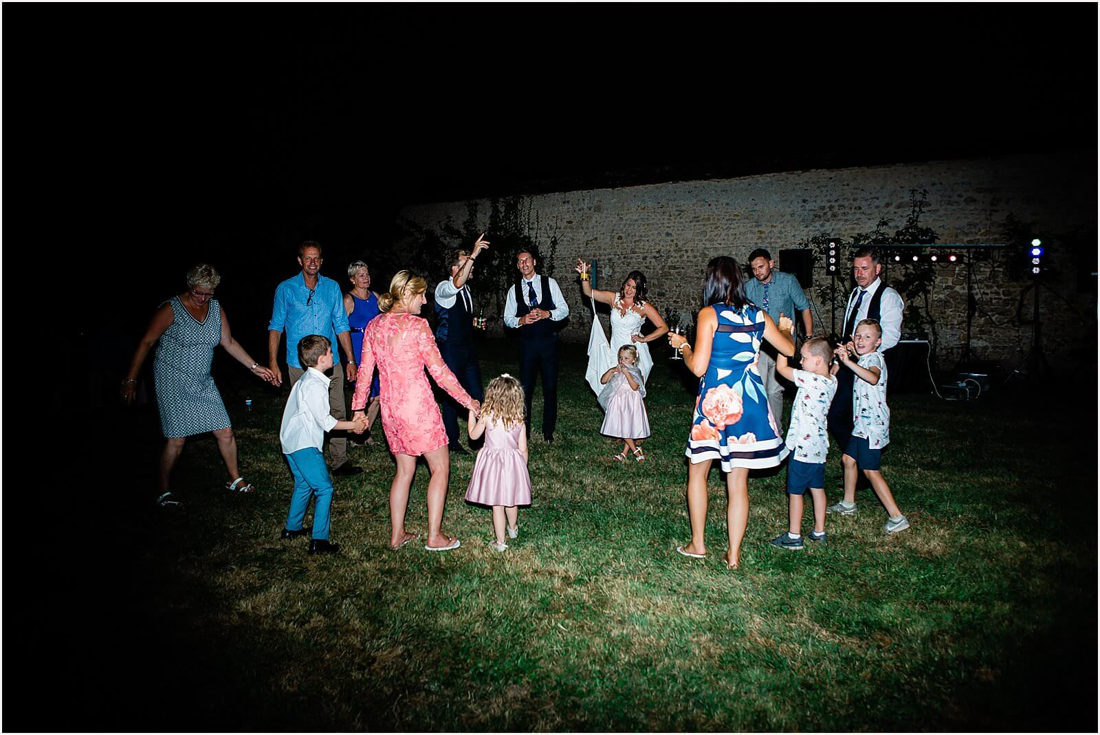 Chateau de Courtomer Wedding | Chantel & Evan 59