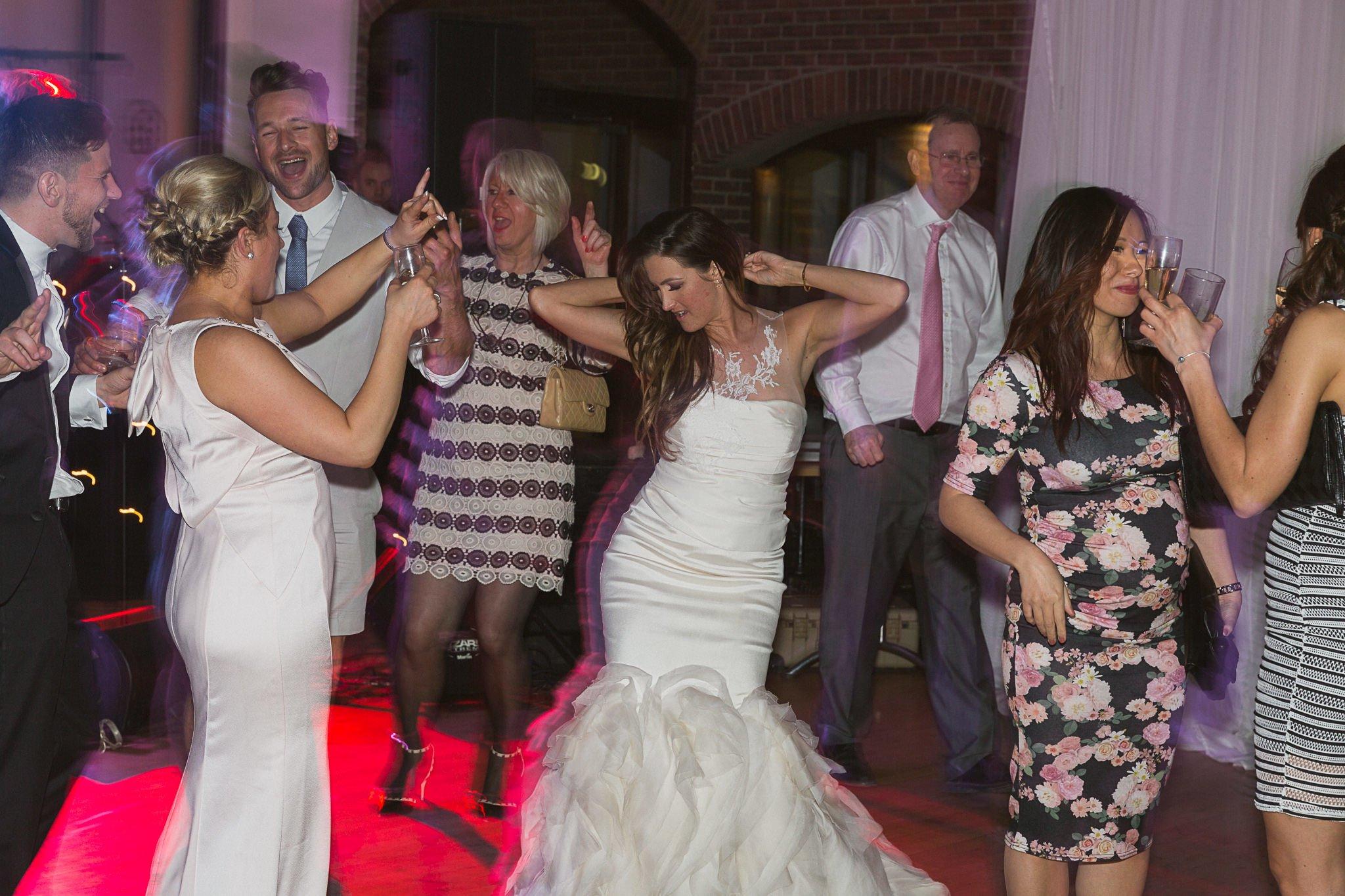 Denbies Wine Estate Wedding