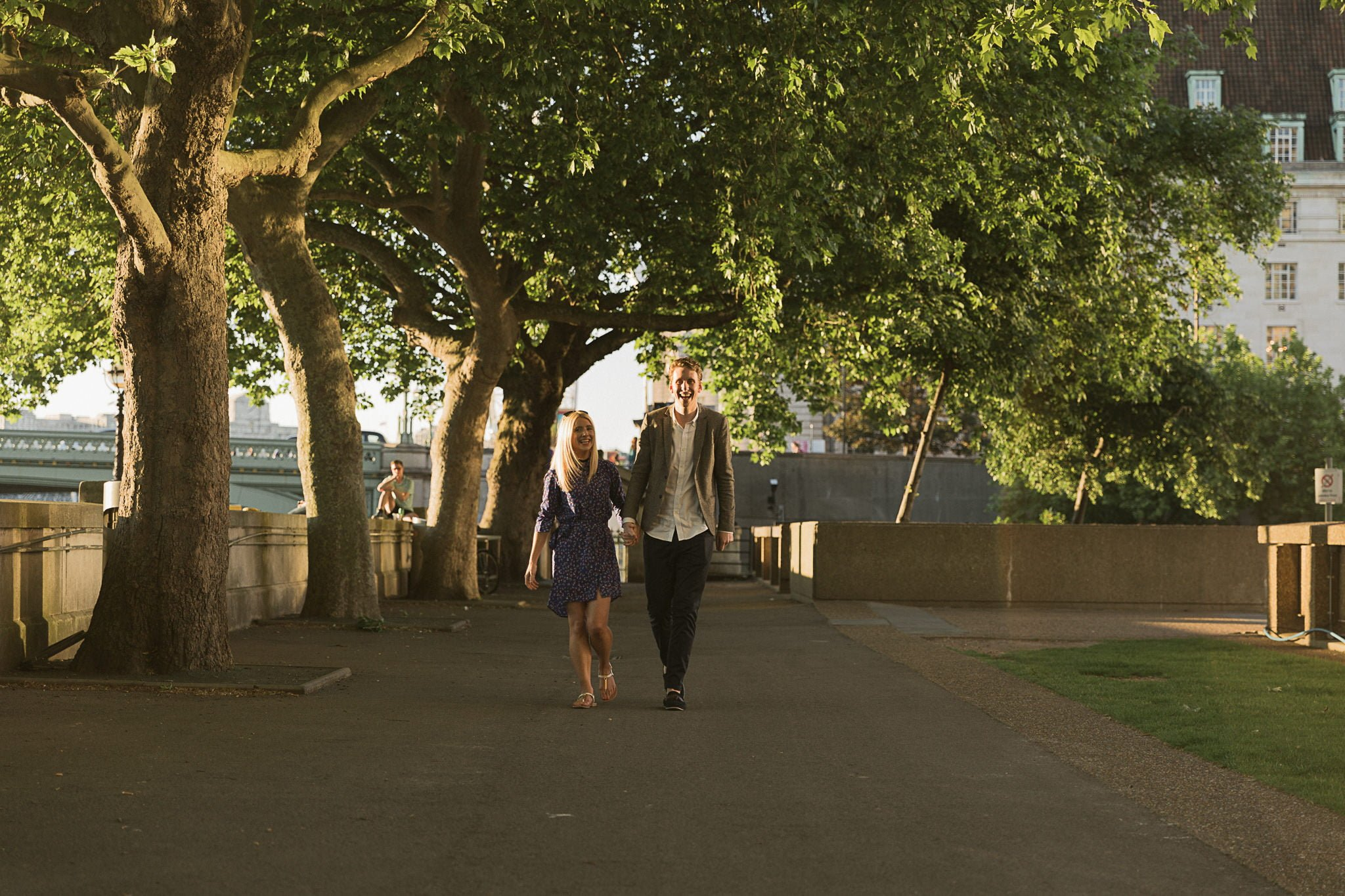 London Southbank Engagement Shoot