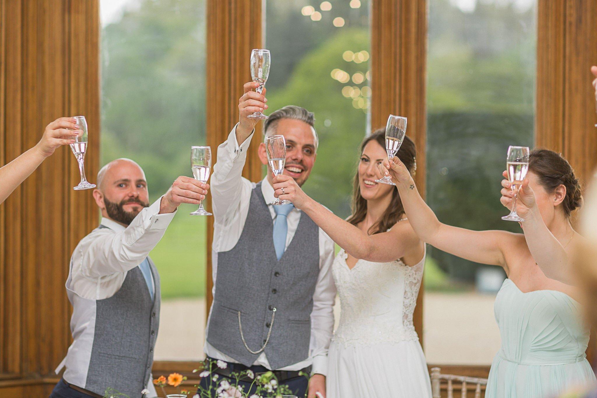 Somerset Wedding - St Audries Park