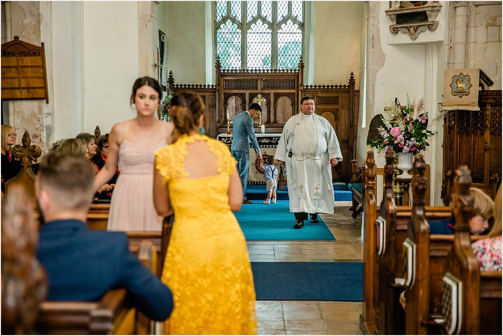 Polstead Church Wedding | Carla & Toby 18