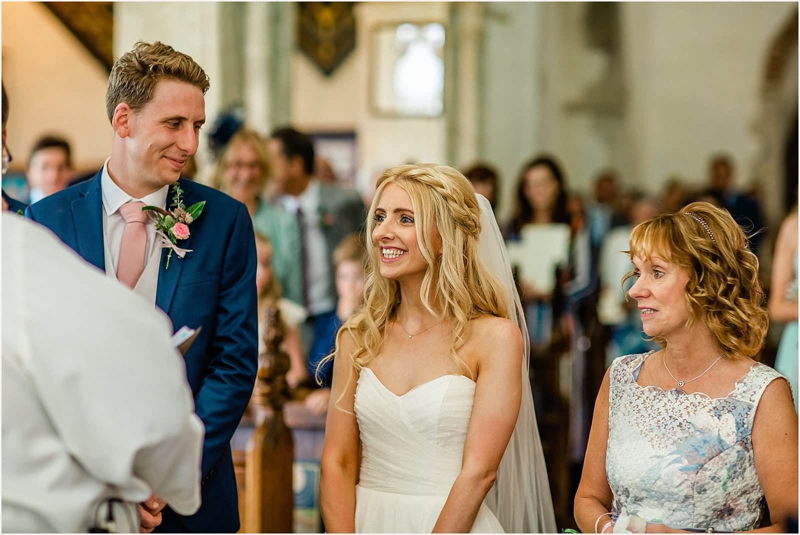 Polstead Church Wedding | Carla & Toby 26