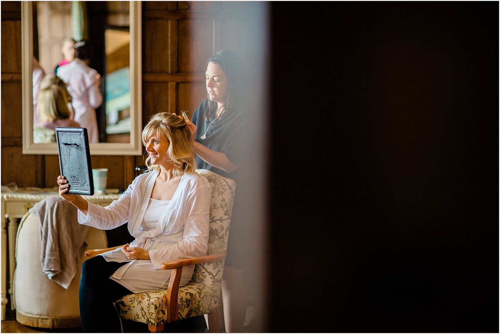 Lympne Castle Wedding | Louise & Rob 11
