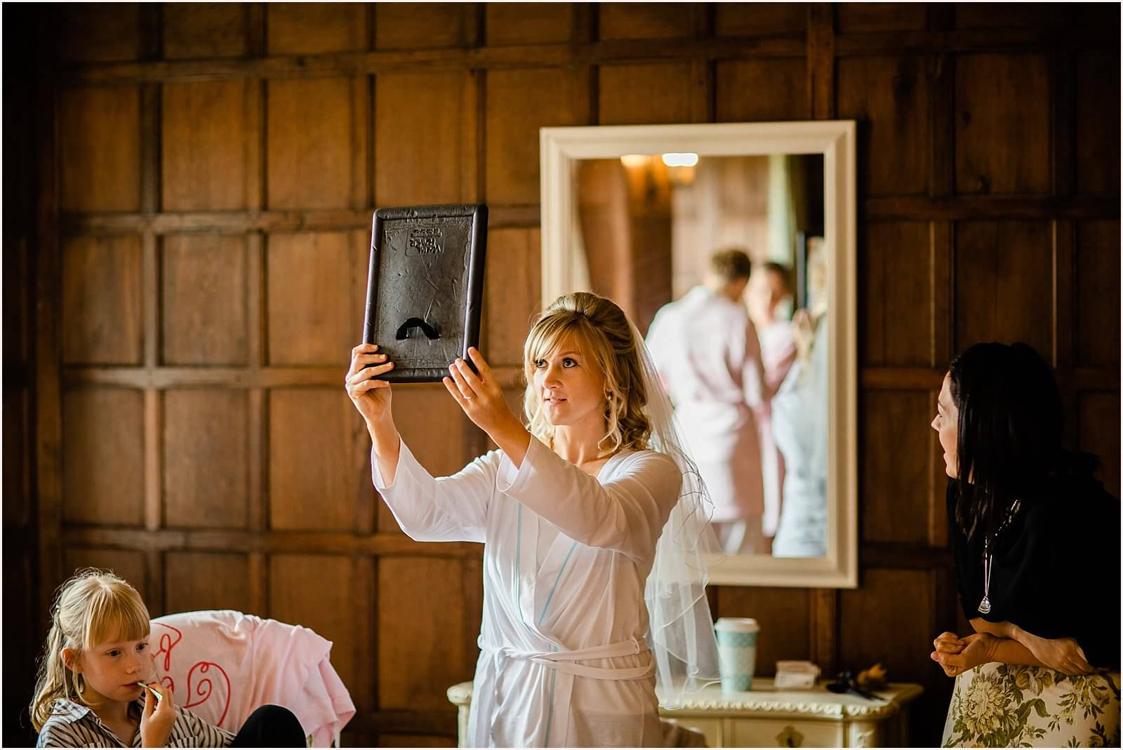 Lympne Castle Wedding | Louise & Rob 14