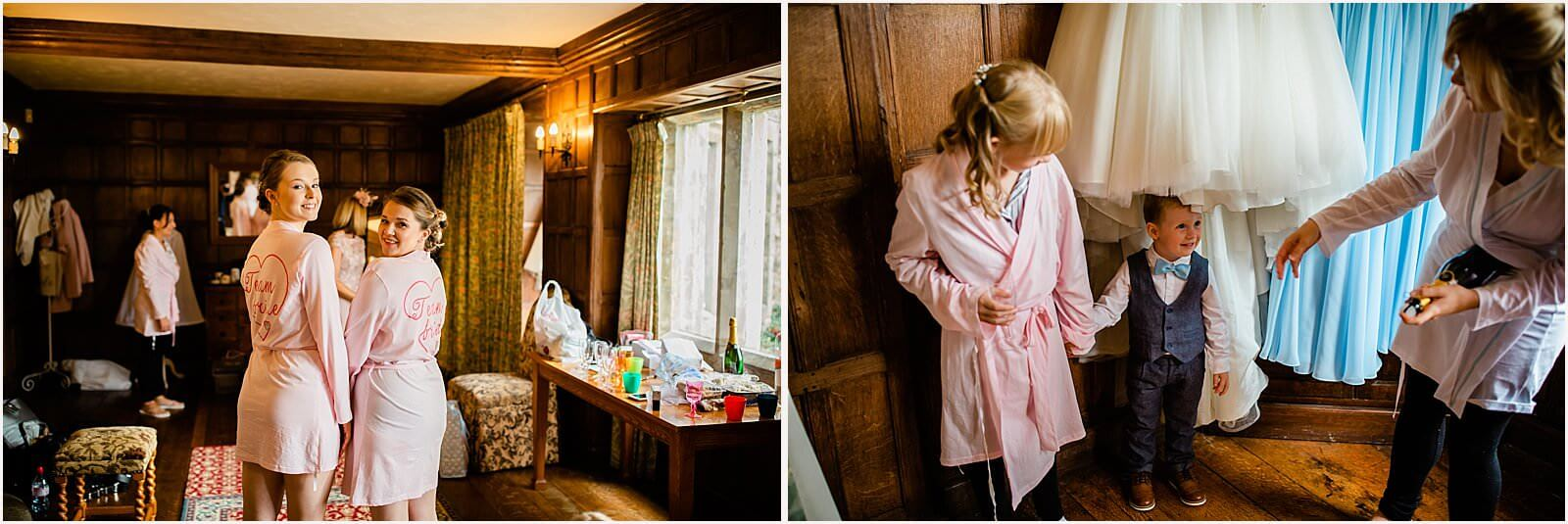 Lympne Castle Wedding | Louise & Rob 15