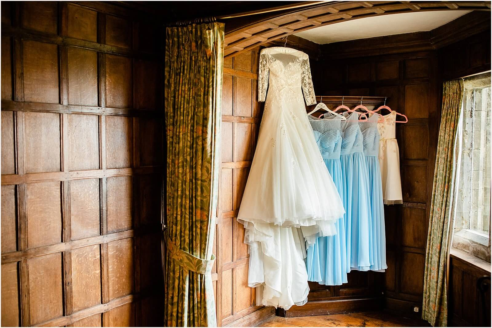 Lympne Castle Wedding | Louise & Rob 3