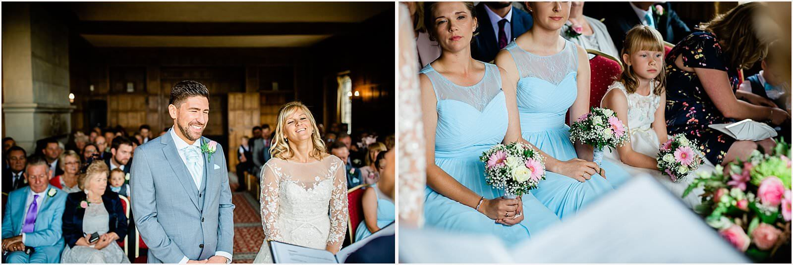 Lympne Castle Wedding | Louise & Rob 31