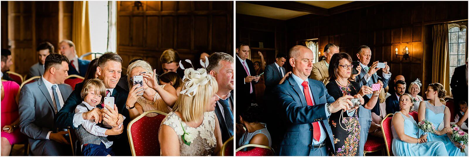 Lympne Castle Wedding | Louise & Rob 36