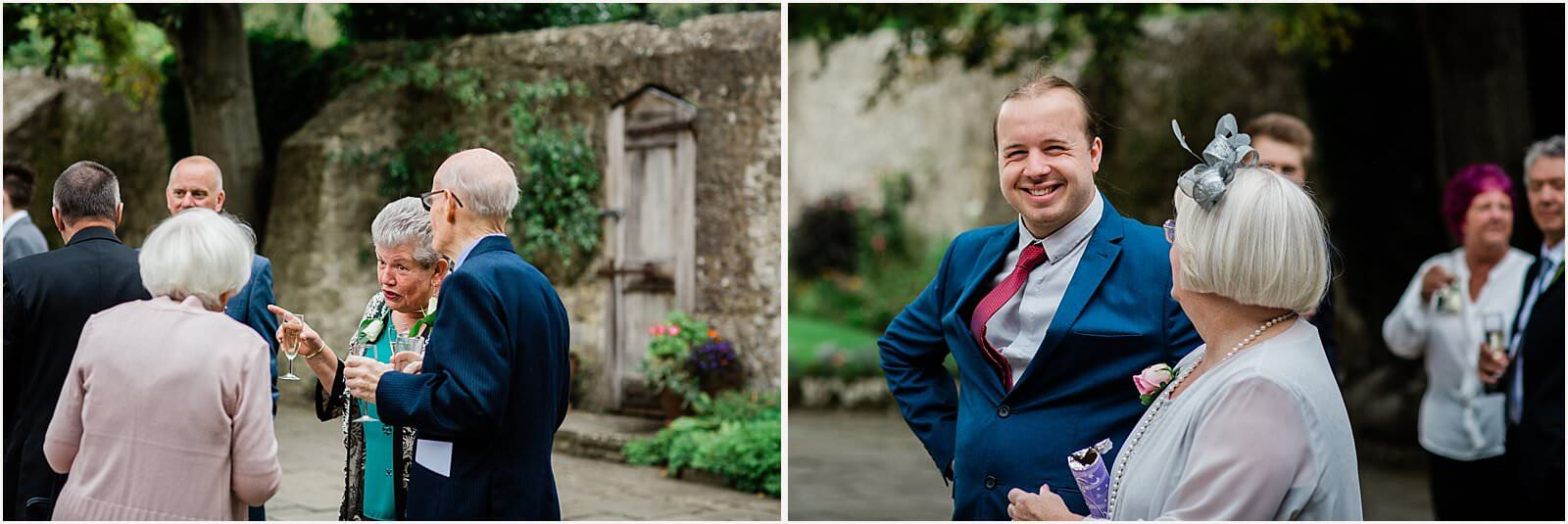 Lympne Castle Wedding | Louise & Rob 38