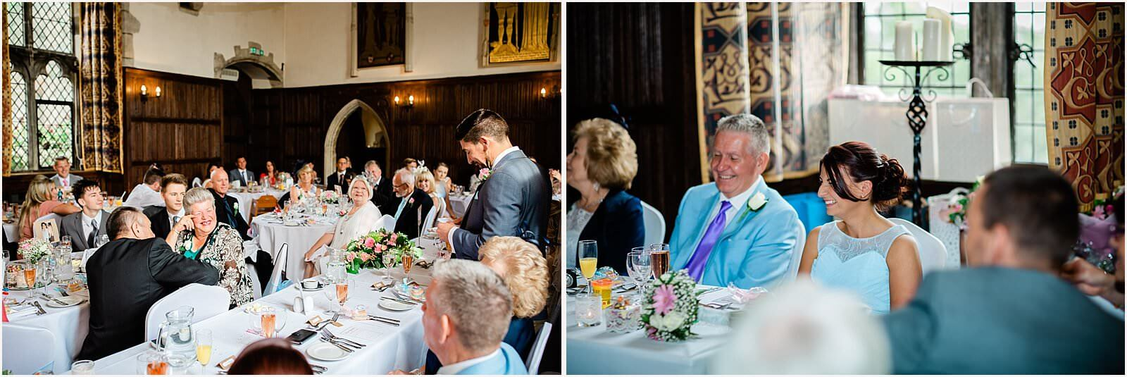 Lympne Castle Wedding | Louise & Rob 46