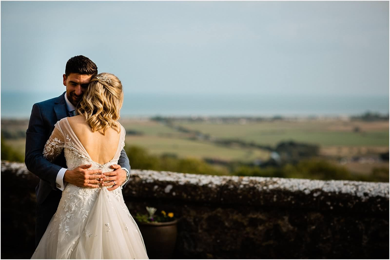 Lympne Castle Wedding | Louise & Rob 50