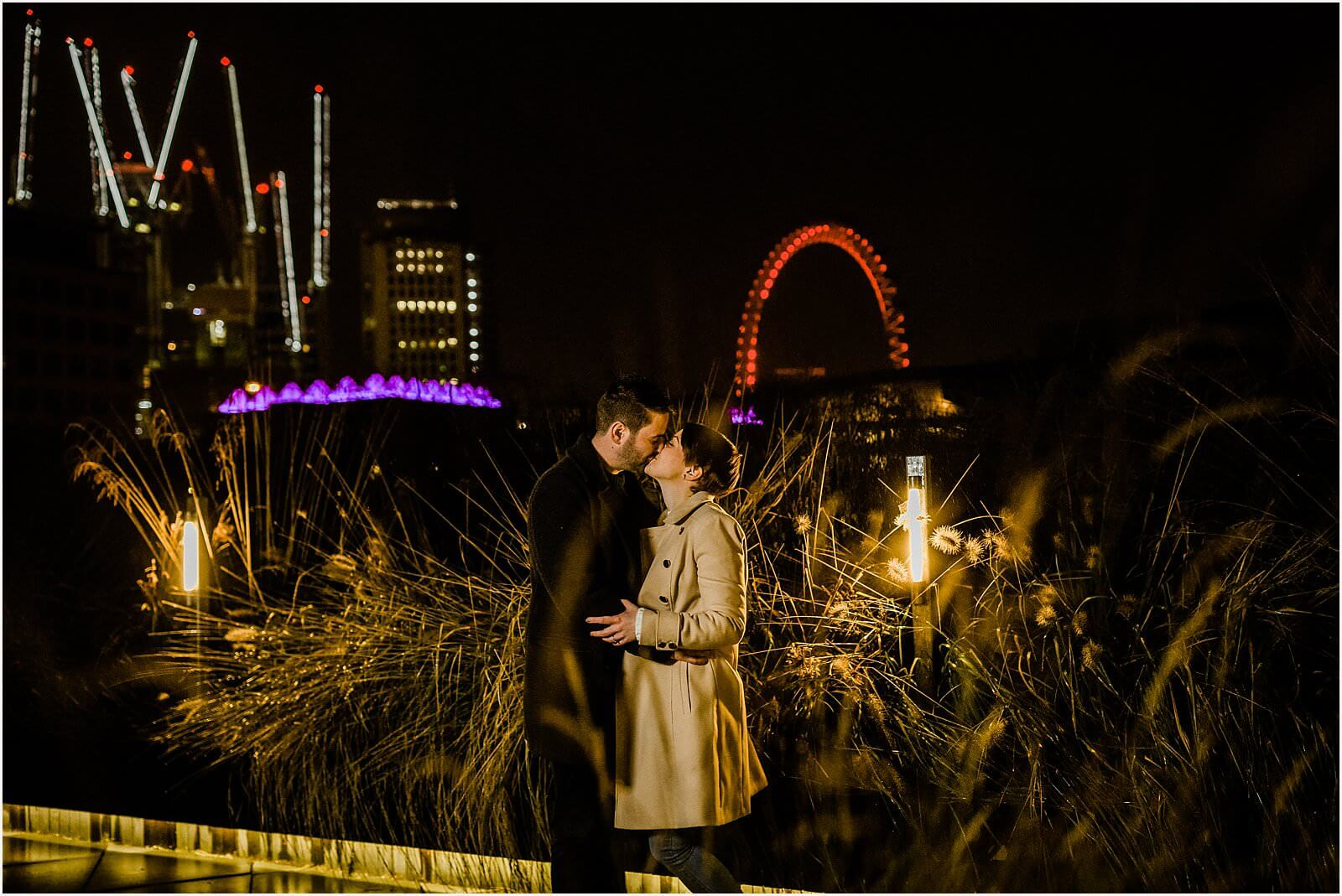 London Engagement | Justine & Rob 10