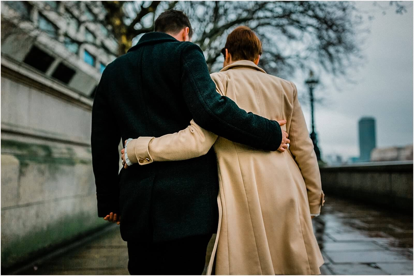 London Engagement | Justine & Rob 2