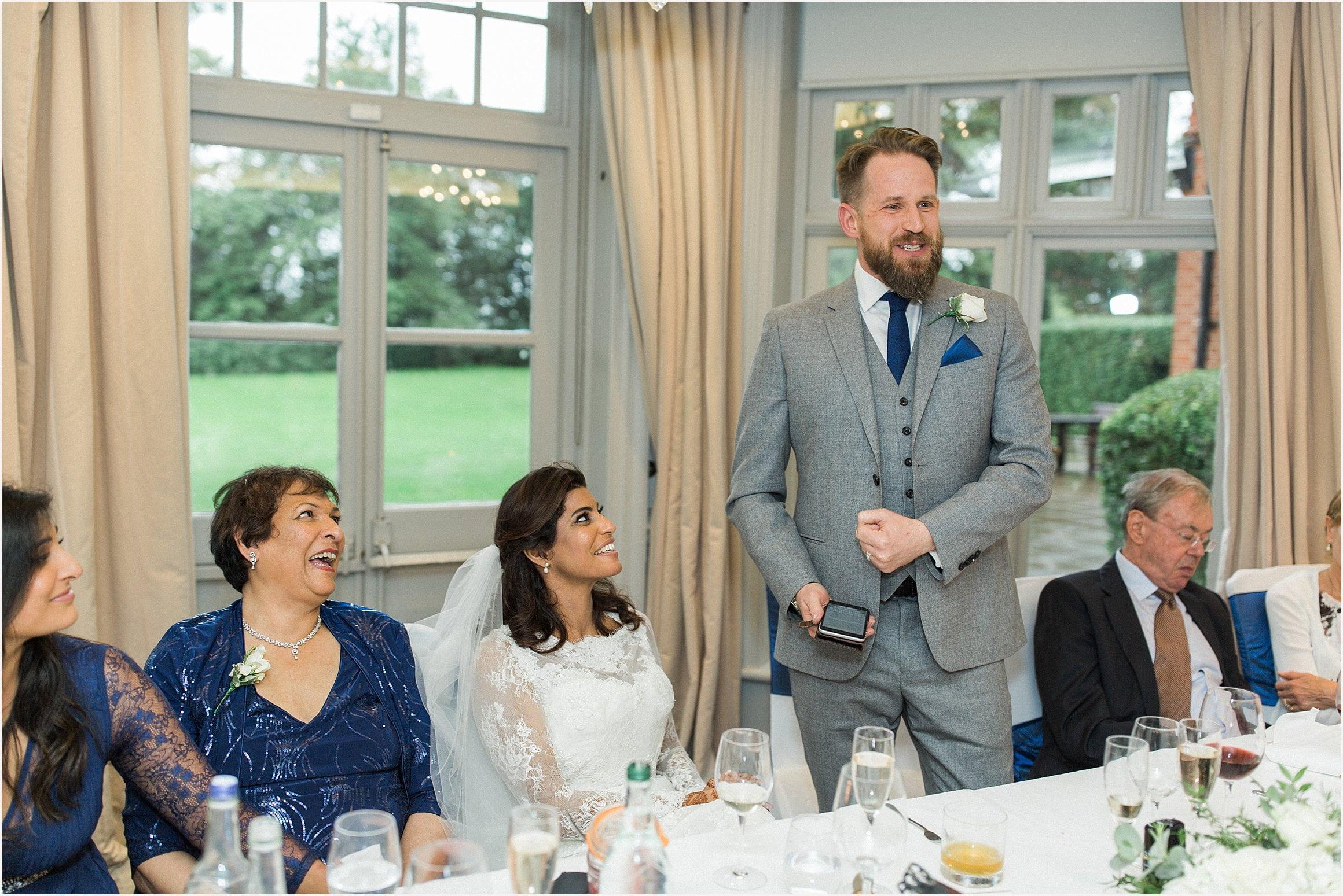 Woodlands Park Wedding Photographer
