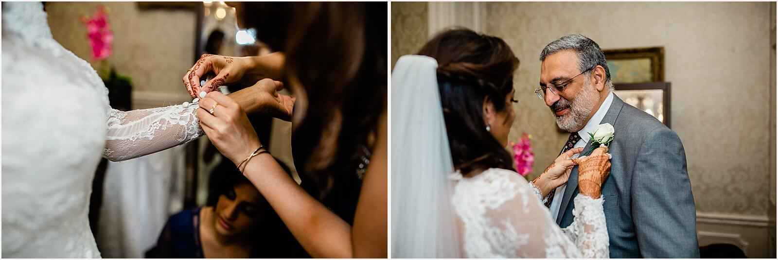 Woodlands Park Hotel Wedding   Anisa & Tristan 15