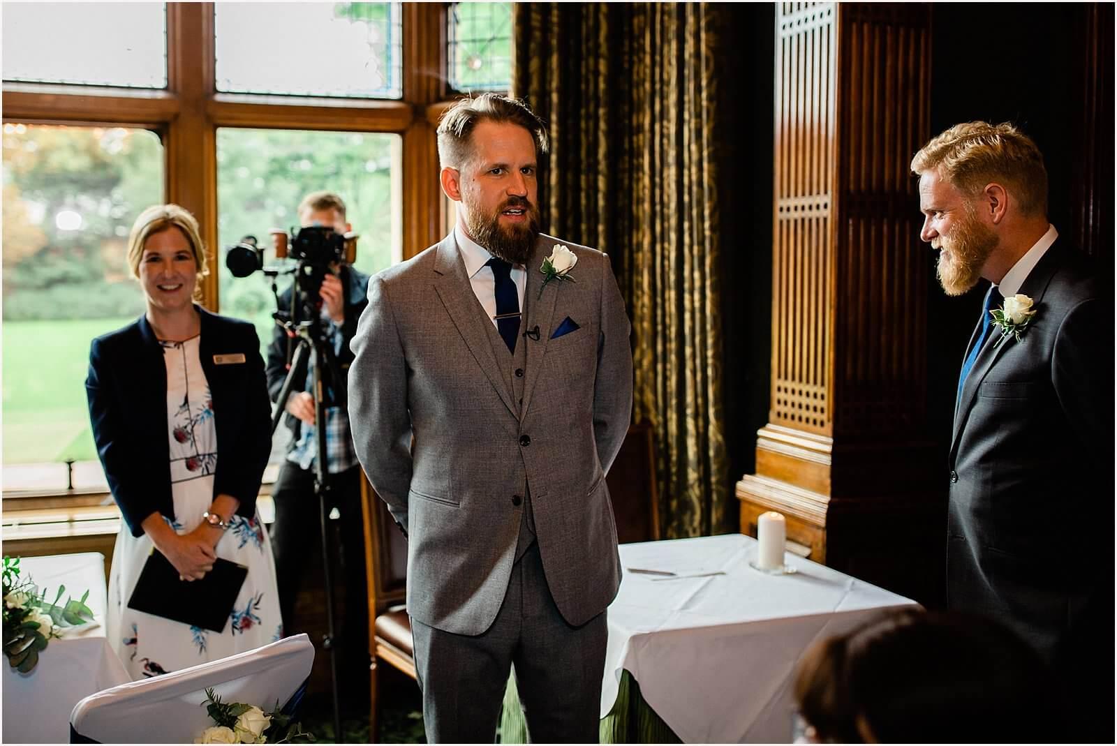 Woodlands Park Hotel Wedding   Anisa & Tristan 16