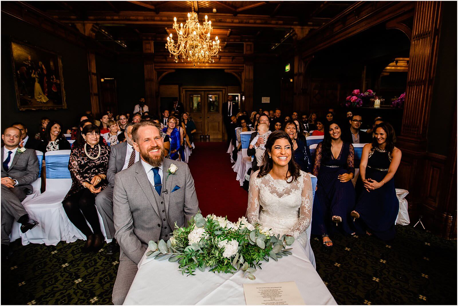 Woodlands Park Hotel Wedding   Anisa & Tristan 20