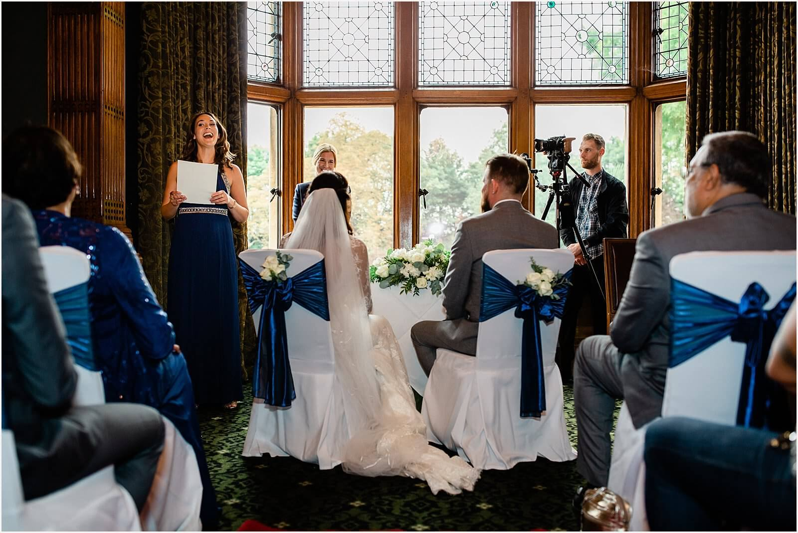 Woodlands Park Hotel Wedding   Anisa & Tristan 22