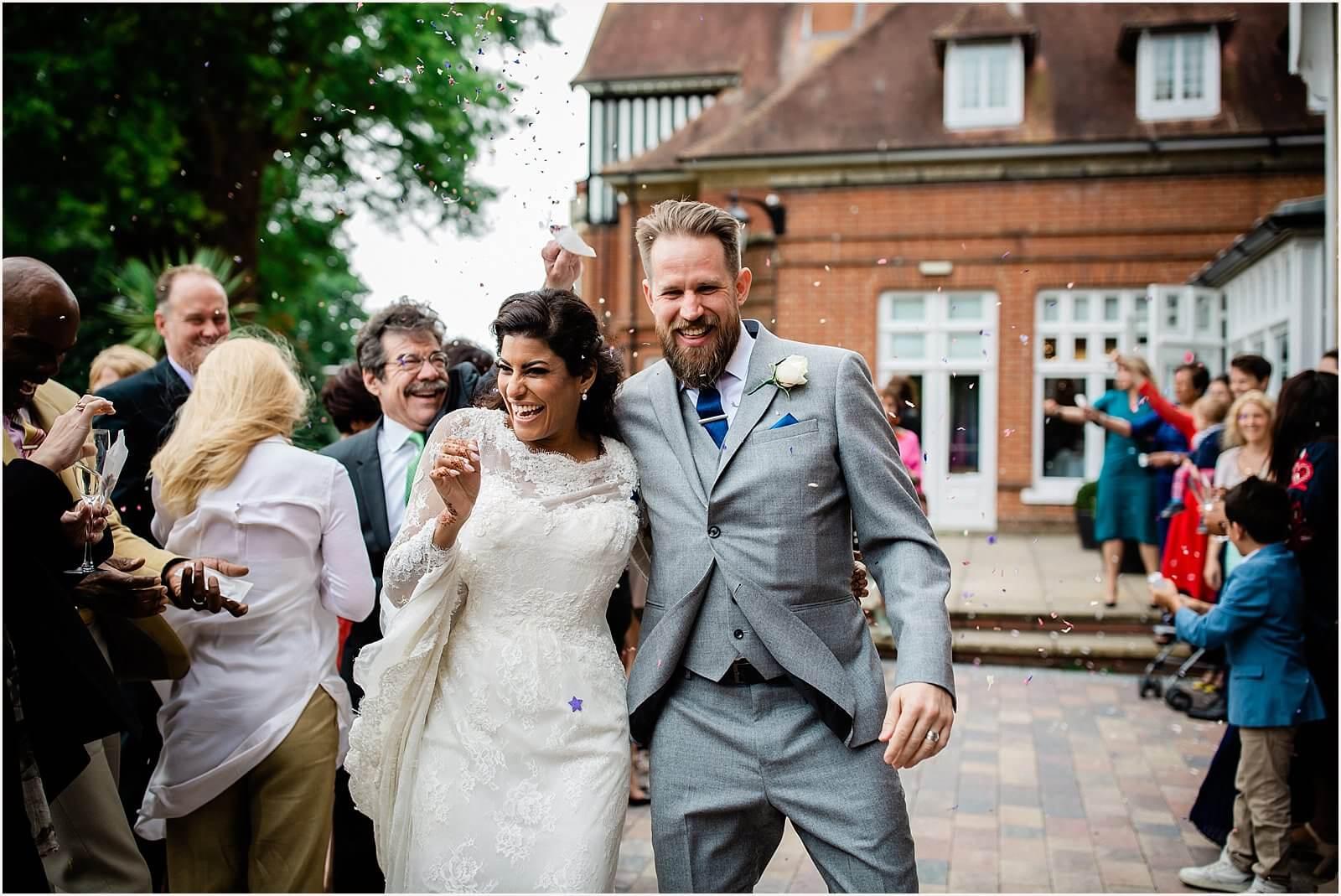 Woodlands Park Hotel Wedding   Anisa & Tristan 31