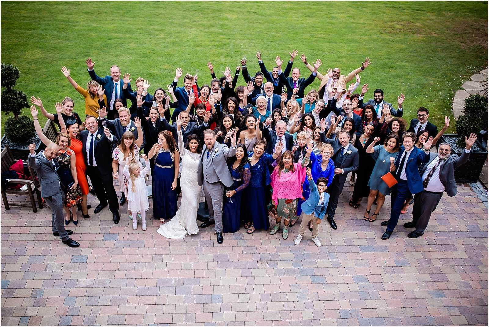 Woodlands Park Hotel Wedding   Anisa & Tristan 32