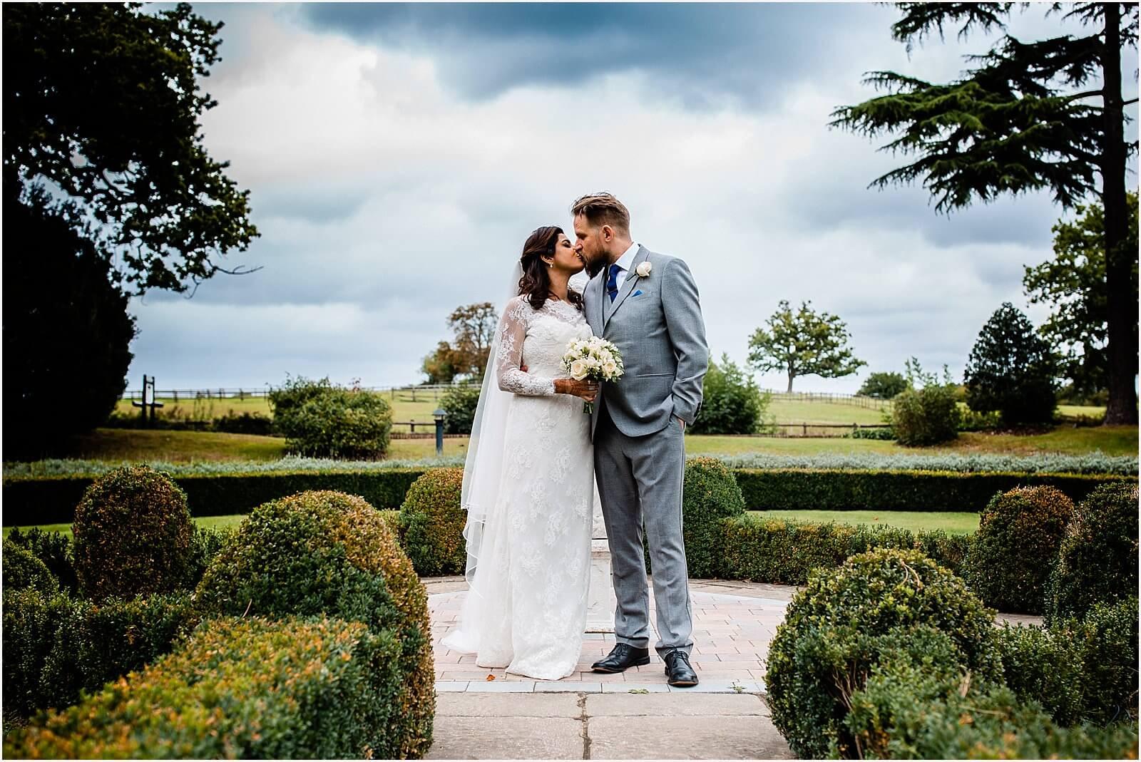 woodlands park hotel wedding
