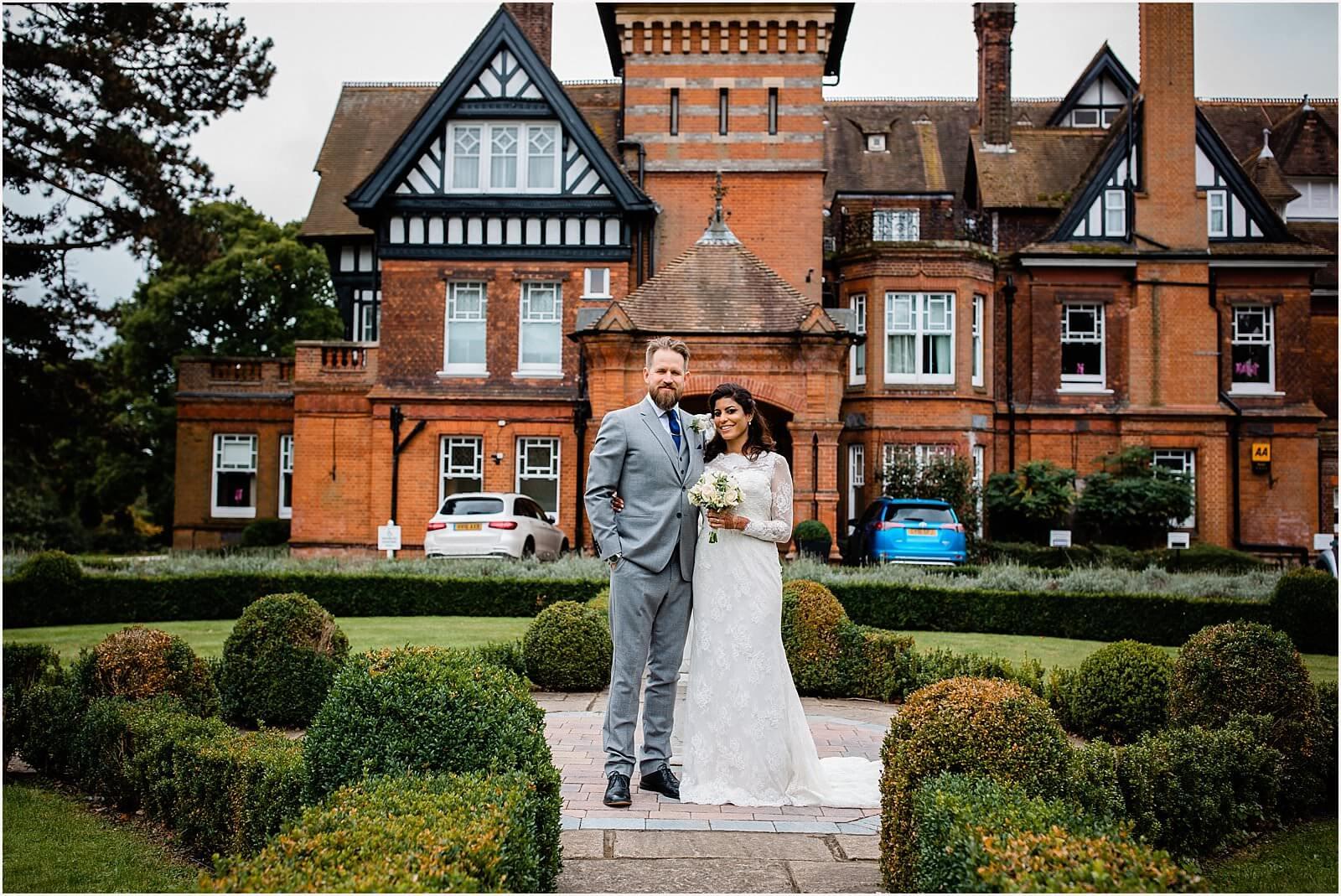 Woodlands Park Hotel Wedding   Anisa & Tristan 33