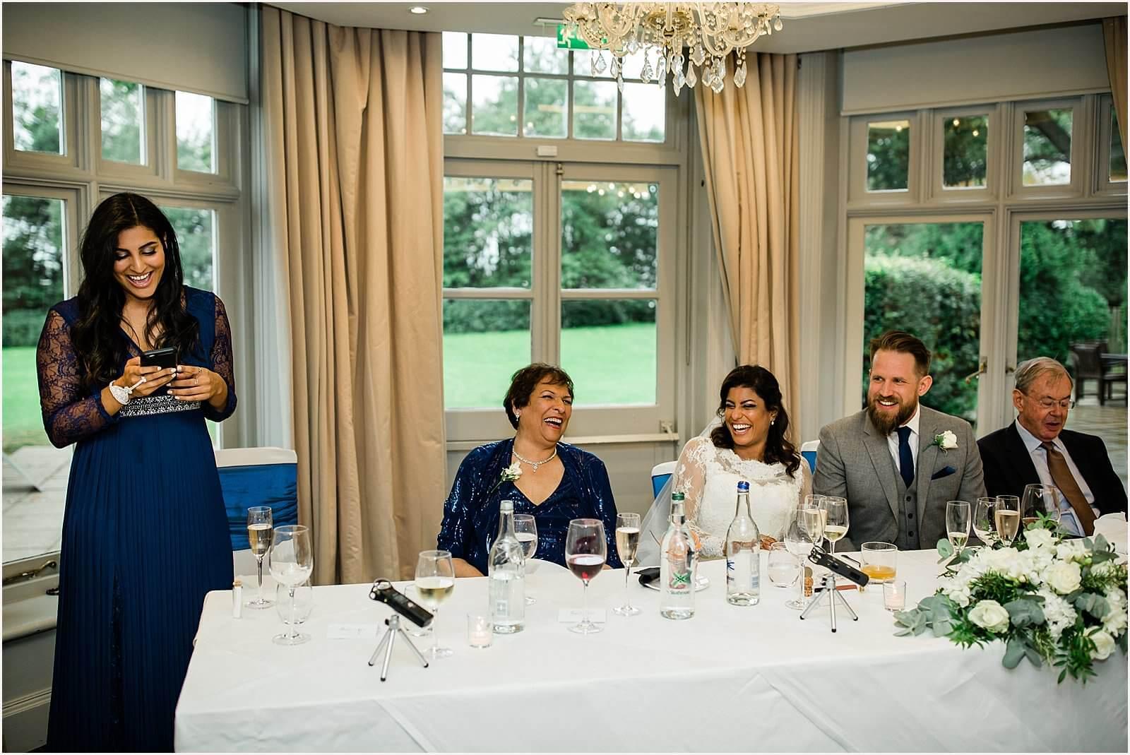 Woodlands Park Hotel Wedding   Anisa & Tristan 40