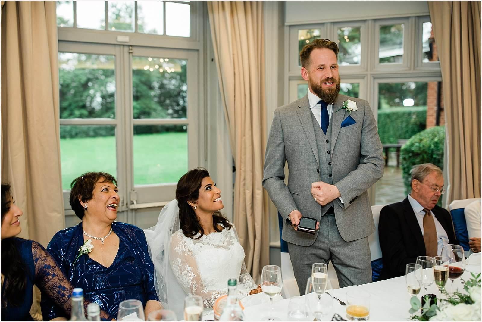 Woodlands Park Hotel Wedding   Anisa & Tristan 46