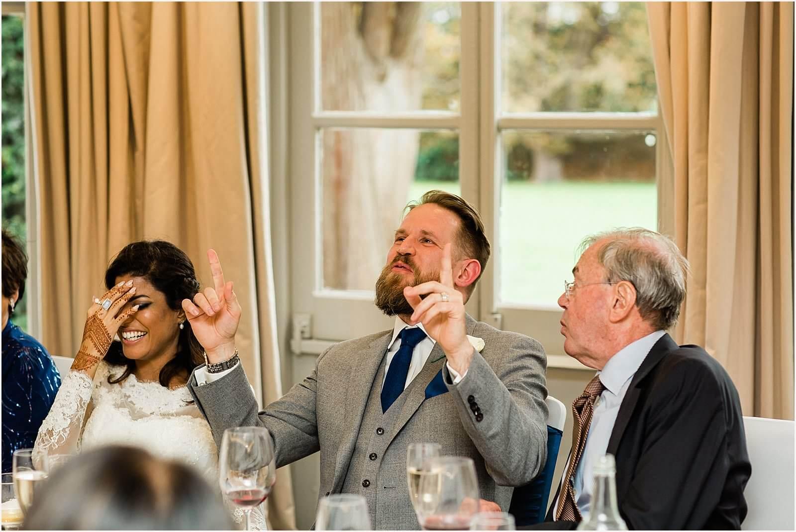 Woodlands Park Hotel Wedding   Anisa & Tristan 50