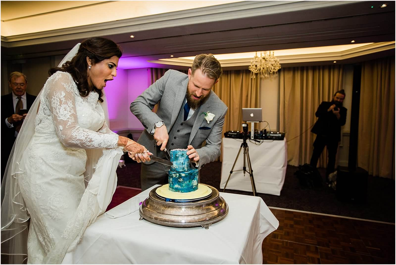 Woodlands Park Hotel Wedding   Anisa & Tristan 52