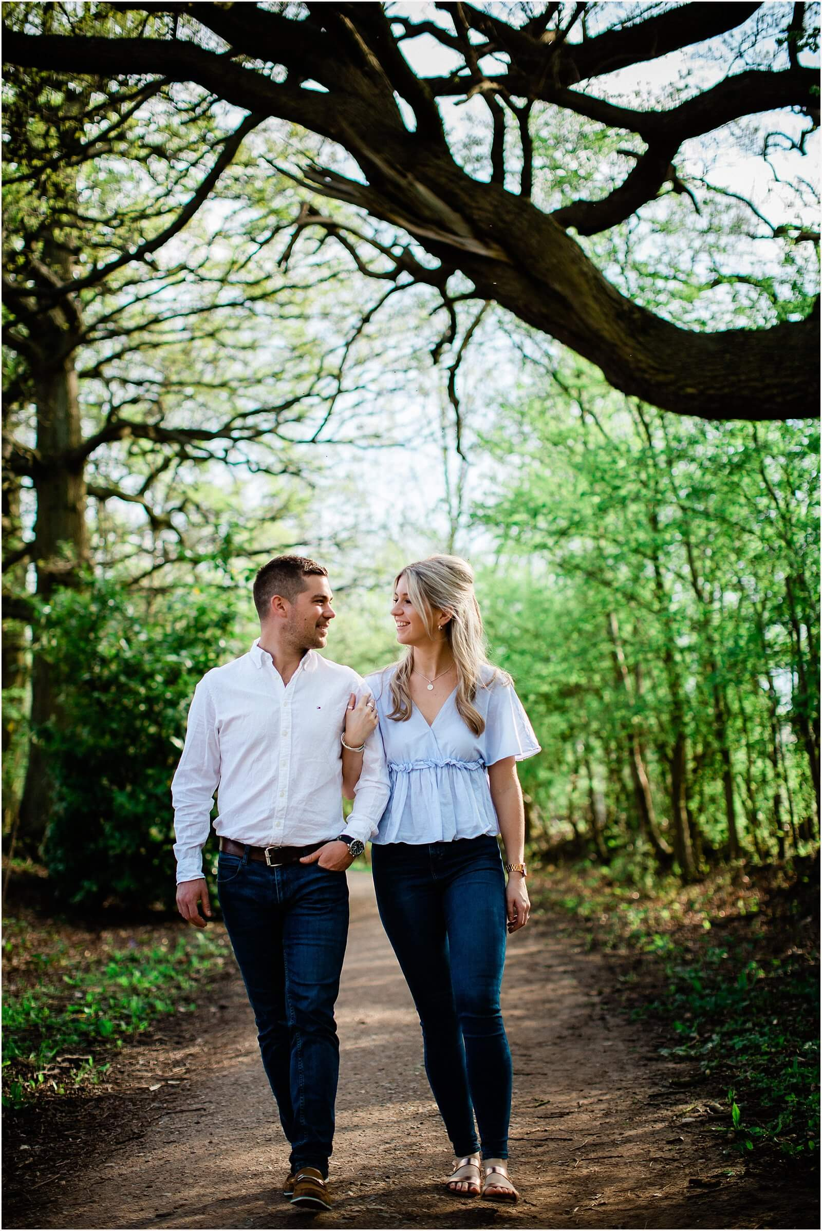 guildford engagement photography