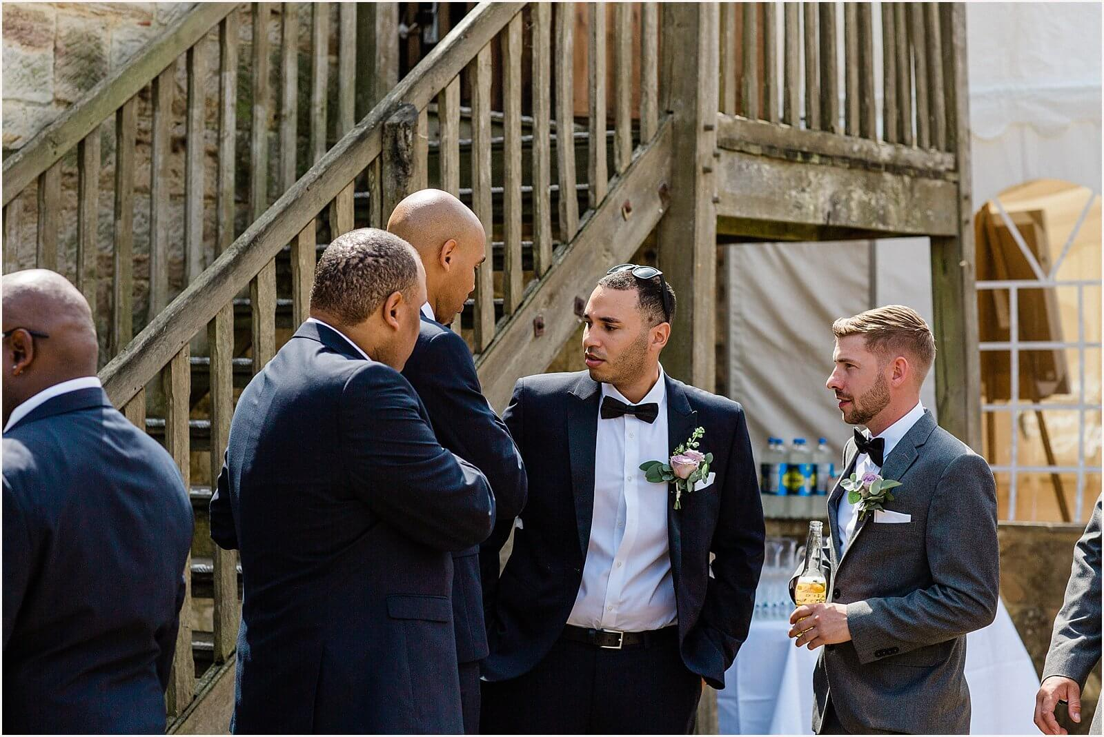 Swallows Oast Wedding - Jakki + Luke's barn wedding photography 20