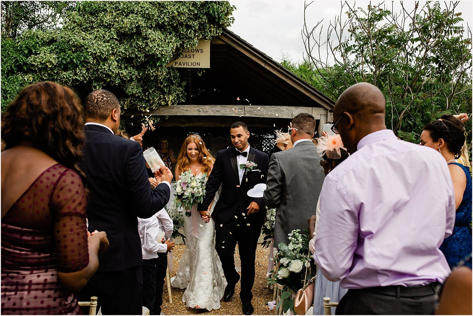 Swallows Oast Wedding - Jakki + Luke's barn wedding photography 30
