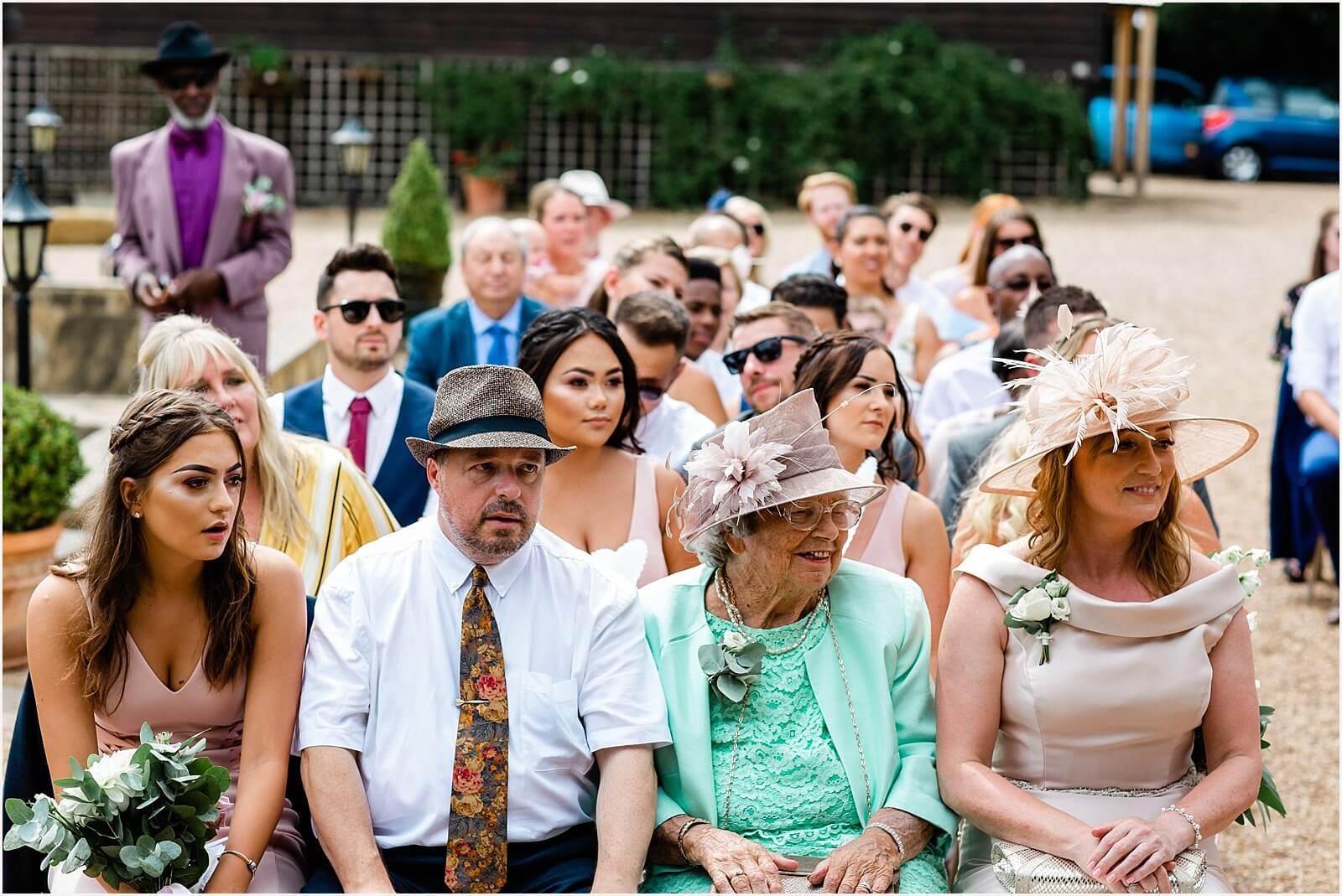 Swallows Oast Wedding - Jakki + Luke's barn wedding photography 25